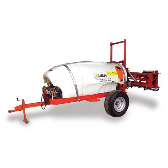 2000 Litre Trailed Crop Sprayer 16m Boom H/CLEAR