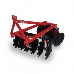 10 Disc 3 Point Mounted Disc Harrow (LIGHT DUTY)
