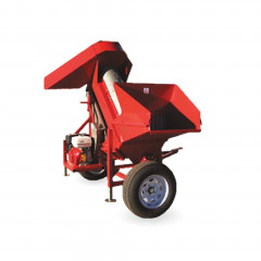 6,5HP Petrol Threshing Machine 1 Ton Per Hour