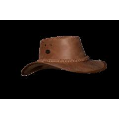 SH Survivor hat in leather