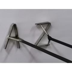 Branding Iron A - Z (26 Set)