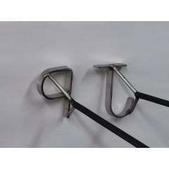 Branding Iron Mirror (9 Set)