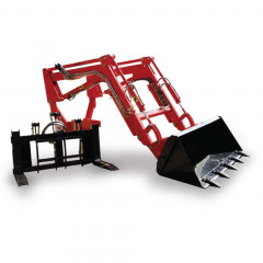Tractor Mounted Front End Loader
