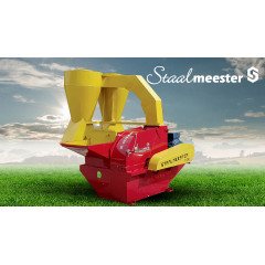 Staalmeester 6776 Multi Hammer Mill 3 point on wheels