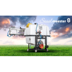 Staalmeester – Soilmaster Boom Sprayers 800 lt with 14 m Boom