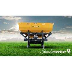 Staalmeester – Soilmaster Fertilizer Spreader 800 lt mechanical