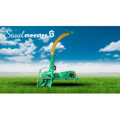 Staalmeester – JF 92 Z10 Single Row Forage Harvester