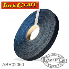 EMERY CLOTH 50MM X 60 GRIT X 50M ROLL