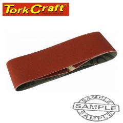 SANDING BELT 64 X 406MM 40GRIT 2/PACK