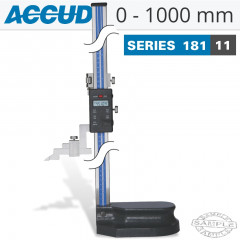 DIGITAL HEIGHT GAUGE 0-1000MM/0-40'