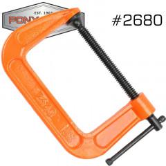 PONY 200MM 8' C-CLAMP