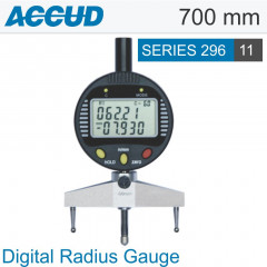 DIGITAL RADIUS GAUGE R5-700MM/0.2-27.5