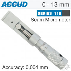 CAN SEAM MICROMETER 0-13MM