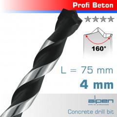 CONCRETE PROFI BETON DRILL BIT 4MM