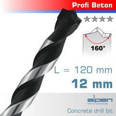 CONCRETE PROFI BETON DRILL BIT 12MM