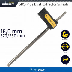 DUST EXT SMASH CONCRETE SDS 370/250 16.0