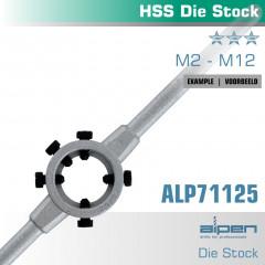 DIE STOCK 25X9MM IN POUCH HSS