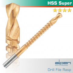 DRILL SAW 6MM TIN COATED