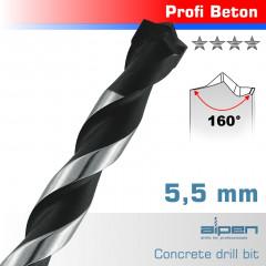 CONCRETE PROFI BETON DRILL BIT 5.5 X150MM