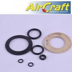 AIR DRILL SERVICE KIT O-RINGS & SEALS (2/3/5/7/16/24) FOR AT0005
