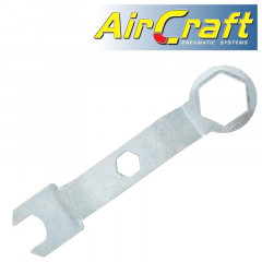 WRENCH FOR AIR HYDRAULIC RIVETER