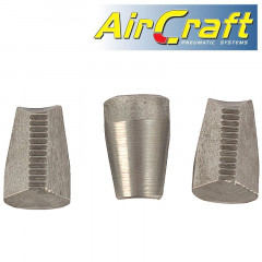 AIR RIVETER SERVICE KIT JAW ASS. 3PCE (4) FOR AT0018