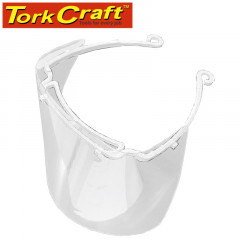 SAFETY FACE SHIELD ECONOMY CLEAR