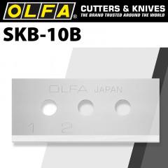 OLFA BLADE SKB10B 10 PACK SK10