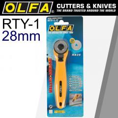 OLFA CUTTER MODEL RTY-C1 ROTARY 28MM