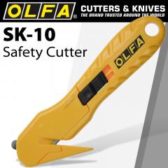 OLFA STRETCH SHRINK WRAP CUTTER WITH 1 FREE SKB10 BLADE