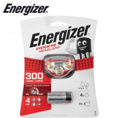ENERGIZER 300 LUM VISION HD HEADLIGHT RED
