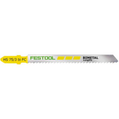 FESTOOL JIGSAW BLADE HS 75/3 BI-FC/5 496395