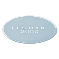 FESTOOL SELF-ADHESIVE SANDING DISC SK D32-36/0 P2000 GR/500 500445