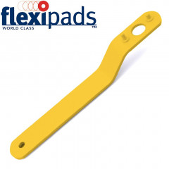 PIN SPANNER 28MM-4MM YELLOW