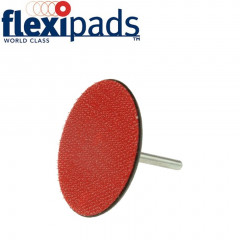 SPINDLE PAD 50MM HOOK AND LOOP HARD FACE