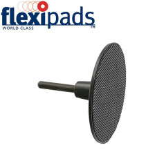 SPINDLE PAD 75MM HOOK & LOOP HARD FACE