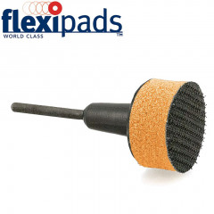 SPINDLE PAD 25MM HOOK AND LOOP SOFT FACE