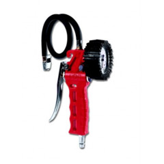 TYRE INFLATING GUN PROFFESIONAL WITH LARGE GAUGE