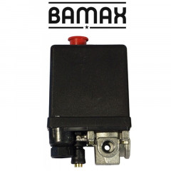 PRESSURE SWITCH 1 WAY 1PH.PUSH IN BX16PRM01