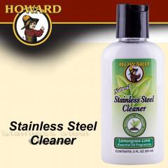 HOWARD S/STEEL CLEANER LEMON & LIME FRAG. SAMPLE SIZE