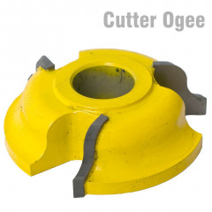 3 WING CUTTER OGEE