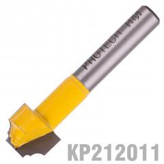 CLASSICAL PATTERN PLUNGE CUTTING FLAT BOTTOM 1/2' X 3/8'  1/4' SHANK