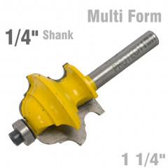 CLASSICAL MULTI FORM BIT 1 1/4' X 1' 1/4 SHANK
