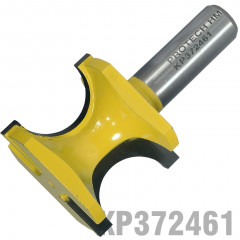 EXTERNAL BULL NOSE 7/8' X 31MM FULL RADIUS 22MM 1/2' SHANK