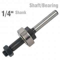 SHAFT/BEARING FOR KP551 1/4' SHANK