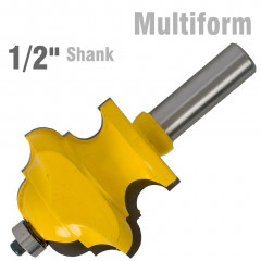 MULTIFORM 1/2 SHANK
