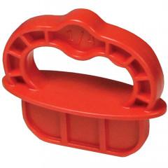 KREG DECK JIG SPACER RING 1/4' 12PC RED