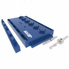 KREG SHELF PIN JIG WITH 5MM DRILL BIT