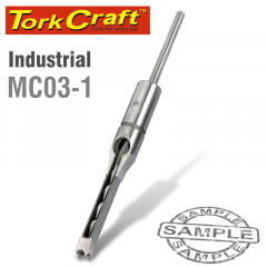 HOLLOW SQUARE MORTICE CHISEL 3/8' INDUSTRIAL 9.5MM