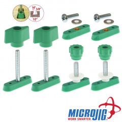 MATCHFIT DOVETAIL HARDWARE VARIETY PACK